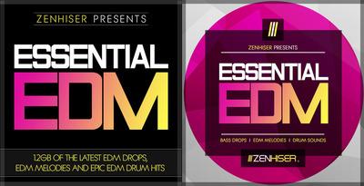 Edm loops filtered drop samples progressive house hooks for Zenhiser classic house drum sounds