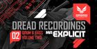 Dread Recordings Vol2 - Mr Explicit