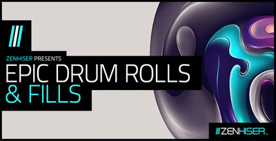 Epic Drum Rolls & Fills