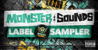 Monster Sounds Label Sampler 3