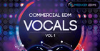 Commercial EDM Vocals Vol. 1