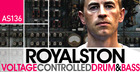 Royalston - Voltage Controlled Drum & Bass