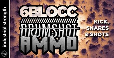 6Blocc Drumshot Ammo