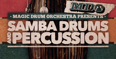 The Magic Drum Orchestra - Samba Drums & Percussion