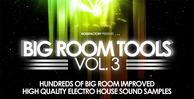 Cover noisefactory big room tools vol.3 1000x512