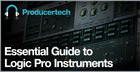 Essential Guide To Logic Pro Instruments