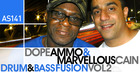 Dope Ammo & Marvellous Cain - Drum & Bass Fusion Vol2