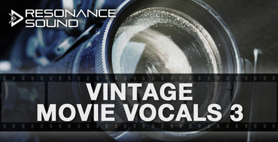Vintage Movie Vocals 3