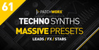 Techno Synths Massive Presets