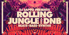 DJ Sappo Presents Rolling Jungle & DnB