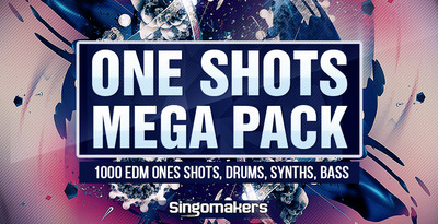 Singomakers edm one shots  mega pack 1000x512 2