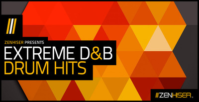 Extreme D&B Drum Hits