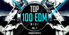 Top 100 EDM MIDI Vol. 2