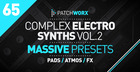 Complex Electro Synths 2 Massive Presets