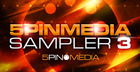 5Pin Media Label Sampler 3