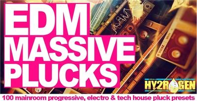 EDM Massive Plucks