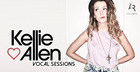 Kellie Allen Vocal Sessions