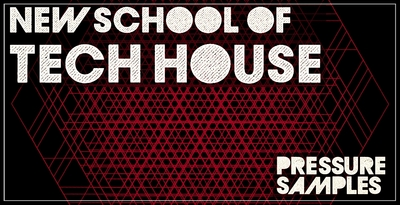 Pressure samples   new school of tech house rectangle
