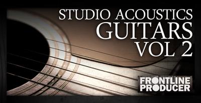 Studio Acoustics Guitars Vol 2
