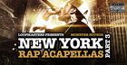 New York Rap Acapellas Part 3