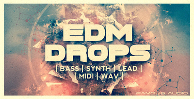 how to make edm drop lead