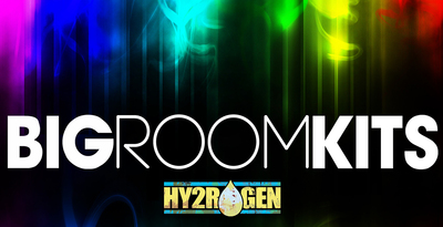 Hy2rogen   bigroom kits rectangle