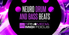 MIDI Focus - Neuro Drum & Bass Beats