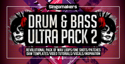 Drum & Bass Ultra Pack 2