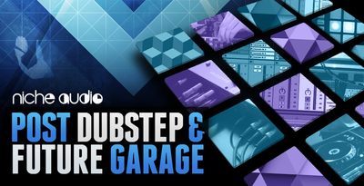 Post dubstep maschine expansion future garage ableton for Future garage sample pack