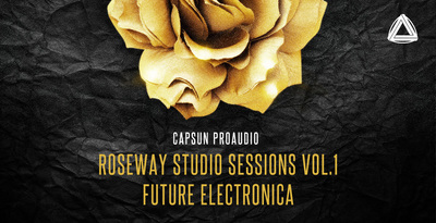 Roseway Studio Sessions Vol.1 - Future Electronica