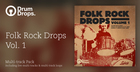 Folk Rock Drops Volume 1 - Multi Track Version