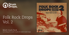 Folk Rock Drops Volume 2 - Multi Track Version