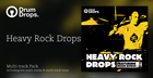 Heavy Rock Drops - Multi Track Version