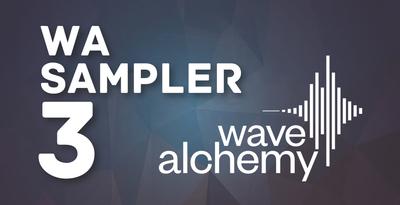 Wave Alchemy Label Sampler 3