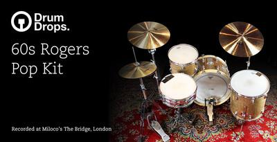 Rogers 60s Pop - Free Drum Kit