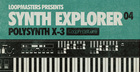 Synth Explorer Polysynth X-3