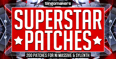 Superstarpatches massive sylenth 1000x512