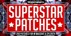 Superstar Patches - Massive & Sylenth