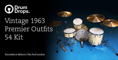 Vintage 1963 Premier Outfit 54 Kit