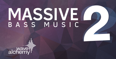 Massive bass music 2 banner