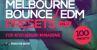 Melbourne Bounce & EDM presets for Xfer Serum & NI Massive