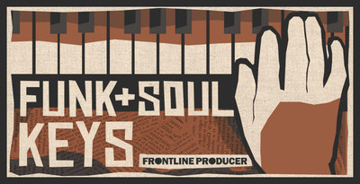 Royalty free funk and soul keys samples  b3 organ sounds  vintage instruments  epiano and clav
