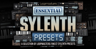 Loopmasters essential sylenth presets 1000 x 512