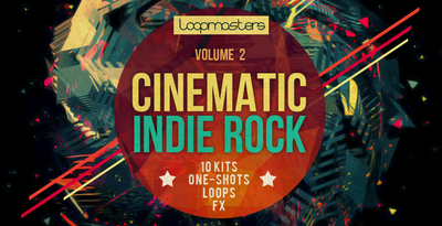 Cinematic Indie Rock Vol 2