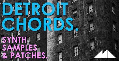 Detroit chord samples classic house multi samples house for Detroit house music