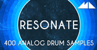 Resonate - Analog Drum Samples