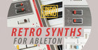 Retro Synths for Ableton
