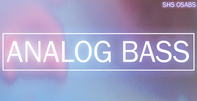 Origin Series – Analog Bass