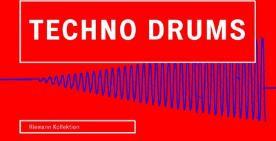 Riemann techno drums 1 loopmasters