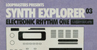 Synth Explorer Electronic Rhythm One